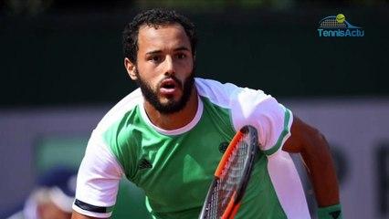 """Roland-Garros 2021 - Le Mag - Laurent Lokoli : """"J'ai retrouvé l'envie de jouer au tennis... """""""