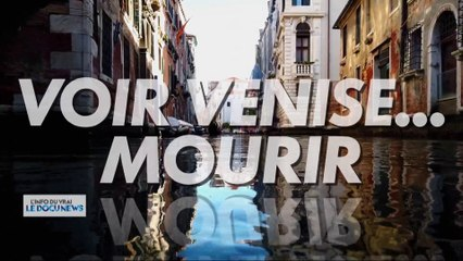 "DOCUNEWS : ""Voir Venise...mourir"""