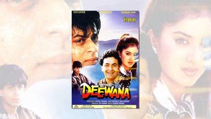 Kisne  Suggest Kiya  Film 'Deewana' Ke Liye  Shah Rukh Khan Ko