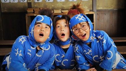 Ninja Çocuklar (TR Dublaj)