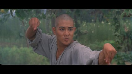 Shaolin Tapınağı  (Jet Li - Türkçe Dublaj)