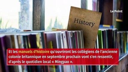 À Hongkong, les manuels d'histoire sont réécrits par Pékin