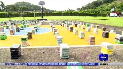 Colón marca una alta incidencia en decomiso de droga  - Nex Noticias