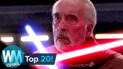 ¡Top 20 Actores que siempre MUEREN en pantalla!