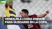 Venezuela rescata empate agónico ante Ecuador y sigue con vida en la Copa América