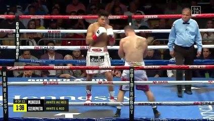 Jaime Munguia vs Kamil Szeremeta Full Fight