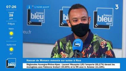 28/06/2021 - La matinale de France Bleu Azur