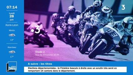 28/06/2021 - La matinale de France Bleu Breizh Izel