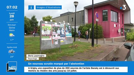 28/06/2021 - La matinale de France Bleu Paris
