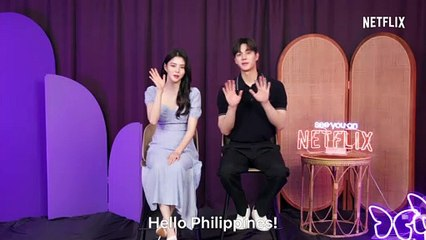 Han So Hee and Song Kang of 'Nevertheless' Invites Filipino Fans to Check Out the New Drama  | ClickTheCity