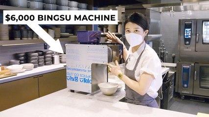 Chef Eunjo Park shares what's inside Momofuku Ssam Bar's Kitchen