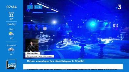 22/06/2021 - La matinale de France Bleu Paris