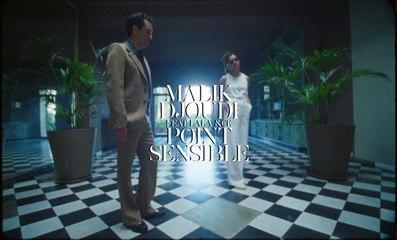 Malik Djoudi feat. Lala &ce - Point Sensible (clip officiel)