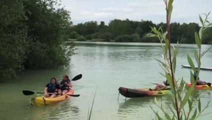 Succès pour la première Fête de l'étang de Villemaur