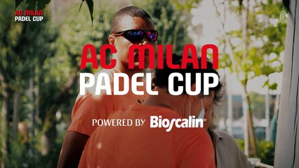 The 2021 AC Milan Padel Cup