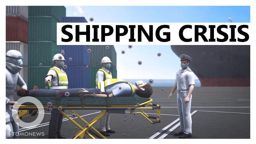 中國疫情導致海運塞港 通膨壓力上揚