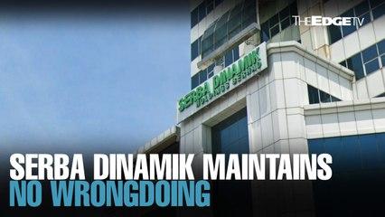 NEWS: Serba Dinamik maintains no wrongdoing