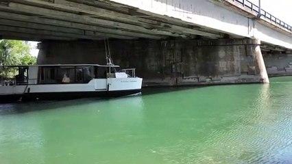 Navette entre Châteauguay et Lachine