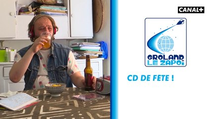 Doully CD de fête - Groland - CANAL+