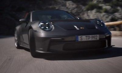 VÍDEO: Porsche 911 GT3 Touring, con los mismos 510 CV, pero una mayor discreción