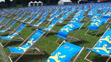 Le festival Rock in Chair débute le 24 juin à l'hippodrome de Navarre à Évreux