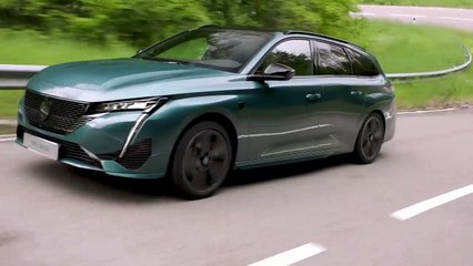 VÍDEO: Así es el Peugeot 308 SW 2021 en movimiento
