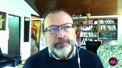 En entrevista con el escritor William Ospina