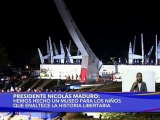 Gobierno Nacional inaugura Monumento en honor al Bicentenario de la Batalla de Carabobo