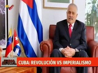 Emb. Dagoberto Rodríguez: El bloqueo de EE.UU. nos niega las medicinas que necesita el pueblo cubano