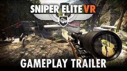 Sniper Elite VR - Trailer de gameplay
