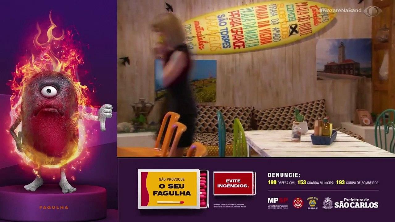 Nazaré 16/06/2021 Capítulo 22 HDTV Completo #NazareNaBand ...