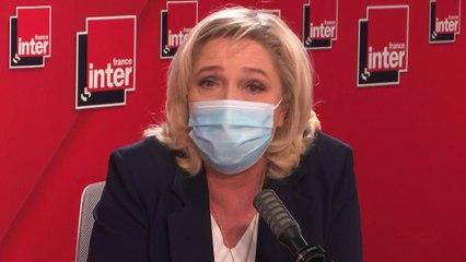 """""""Je n'ai pas engueulé les électeurs, je ne suis pas Emmanuel Macron"""" (Marine Le Pen)"""