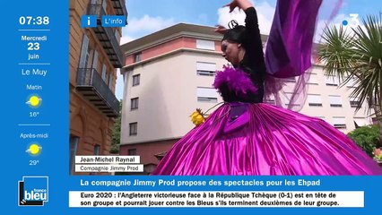 23/06/2021 - La matinale de France Bleu Azur