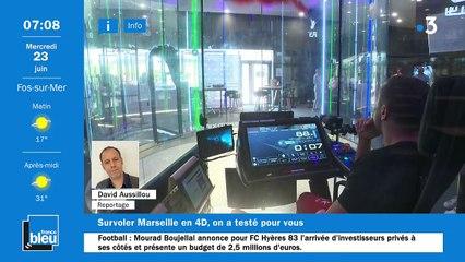 23/06/2021 - La matinale de France Bleu Provence