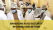 Enhancing food security in Kiambu and beyond