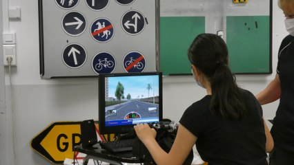 Projet sécurité routière