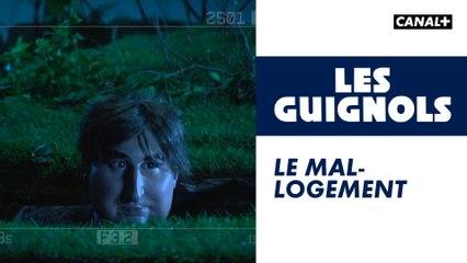 Le mal-logement - Les Guignols - CANAL+