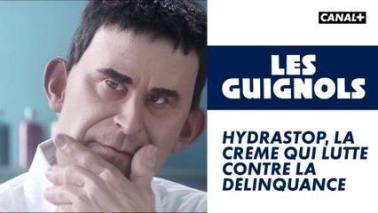 Hydrastop, la crème qui lutte contre la délinquance - Les Guignols - CANAL+
