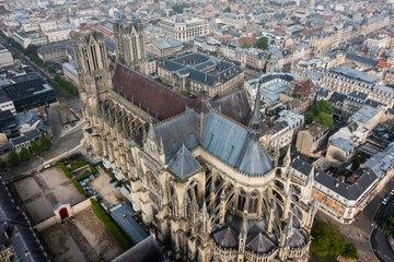Las catedrales más impresionantes de Francia... lejos de París