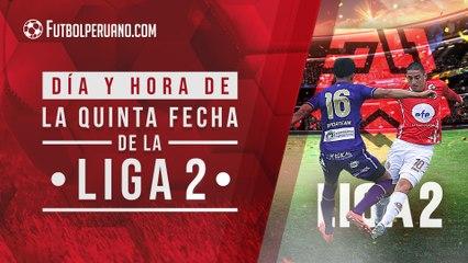 Liga 2: Día y hora de la quinta fecha de la Segunda División del fútbol peruano