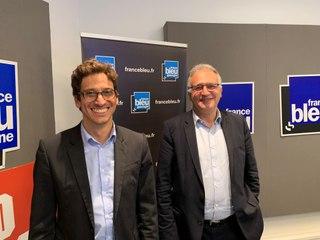 Elections départementales dans les Landes : débat du second tour entre Xavier Fortinon et Mathieu Ara