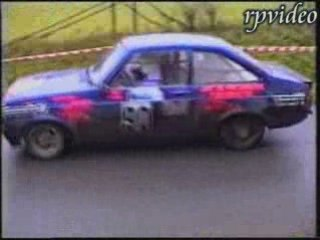 rallye d  Aywaille 92 party5