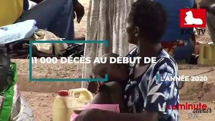 La Minute du Savoir  - #09 - Le paludisme au Cameroun tue plus que le coronavirus