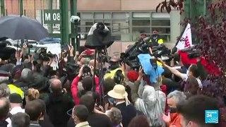 Espagne : les séparatistes catalans graciés veulent toujours l'indépendance