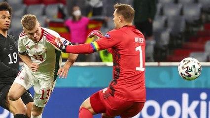 Euro : France, Allemagne, Portugal et Espagne se qualifient pour les huitièmes de finale