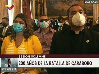 M/G Félix Osorio: El Cmdte. Hugo Chávez fue el hombre que levantó de nuevo las banderas libertarias de Carabobo