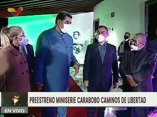 Venezuela estrena en TV y RRSS el primer capítulo de la Miniserie Carabobo, Caminos de Libertad