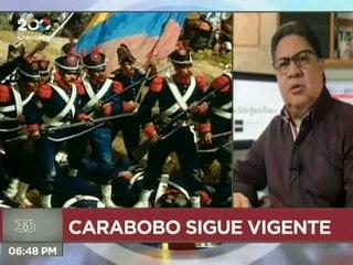 Programa 360° 23JUN2021   Venezuela inició conmemoración de los 200 años de la Batalla de Carabobo