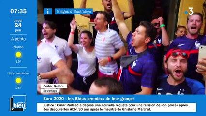 24/06/2021 - La matinale de France Bleu RCFM