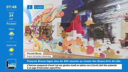 24/06/2021 - La matinale de France Bleu Nord